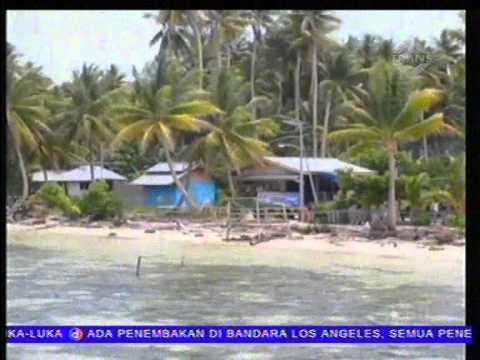 Keindahan Alam Kepulauan Mapia
