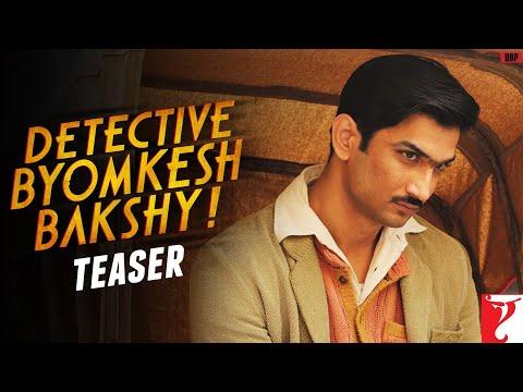 Detective Byomkesh Bakshy - TEASER #ExpectTheUnexpected