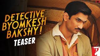 Detective Byomkesh Bakshy - 2015 Movie Trailer Screenshot