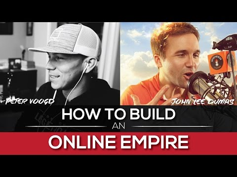 How To Build An Online Empire - John Lee Dumas Interview (Highlights)