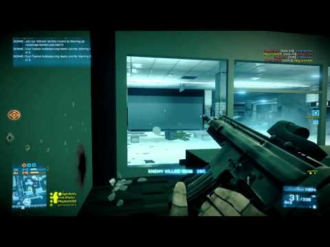 BF3: SCAR-L domination, gameplay and my thoughts on the weapon