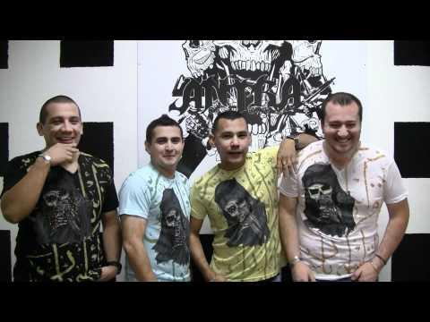 LOS BUITRES EN ANTRAX CLOTHING!!!!!!