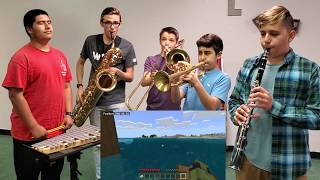 Band Kids Play Video Game Songs-Part 1