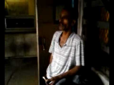 Drunk Indian Man.3g2 video