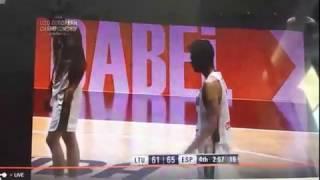 Lithuania v Spain EuroBasket Basketball European Championship 2018 - Round 16