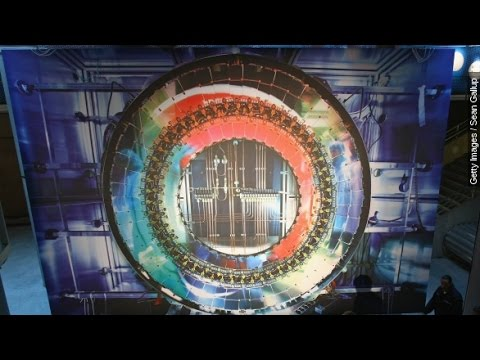 The Large Hadron Collider Is Up And Running Again