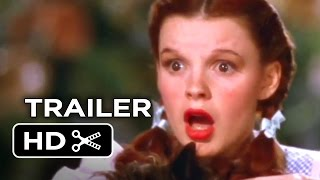 The Wizard of Oz IMAX 3D Official Trailer (2014) - Judy Garland, Frank Morgan Movie HD
