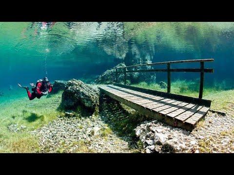 5 ऐसी जगहे जो कम समय के लिए आती है पानी से बाहर। Top 5 Places that Disappeared in the Water Often.