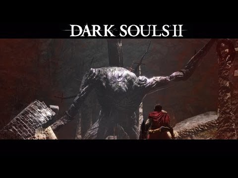 Dark Souls II - Graphics Comparison - PC Preview [1080p]