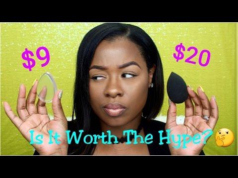 Does it really work? Silisponge vs Beauty Blender Review + Demo