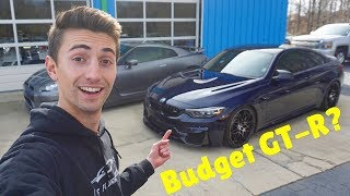 Trading My Nissan GT-R For The BMW M4 Competition?