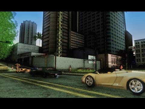 GTA San Andreas Mod Review - SRT3 v1.7