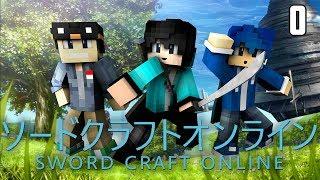 """MASUK KE DUNIA SAO!""-Minecraft Sword Art Online Roleplay#0"