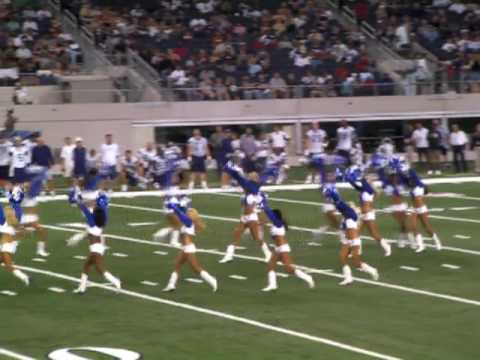 Dallas Cowboys Cheerleaders Video