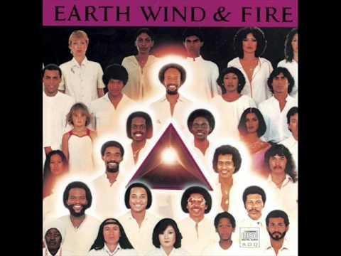 Earth Wind & Fire - Sailaway