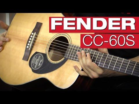 Fender CC-60S NT Westerngitarren-Review von session