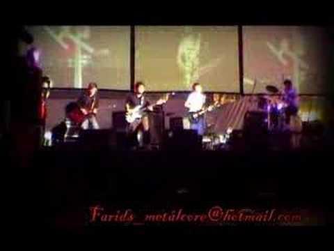 Tabasco live in Central world Bangkok