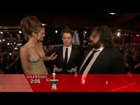 Countdown To Oscars 2004: Peter Jackson And Elijah Wood