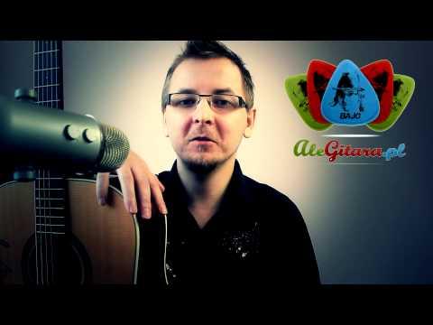 Kurs gry na gitarze akustycznej Vol.1:  Zobacz zanim zaczniesz grać