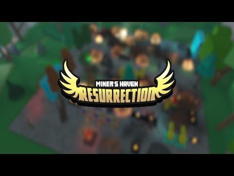 Miner's Haven Resurrection Trailer