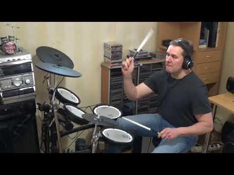 Stratovarius - Move The Mountain Drum