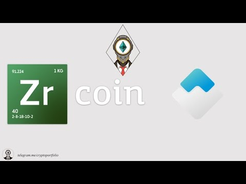 ICO Review of : ZrCoin (ZRC tokens)