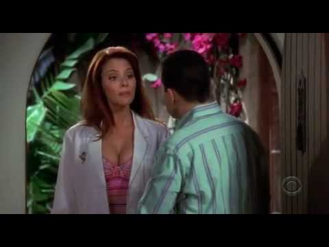 Candy two and a half men naked #12
