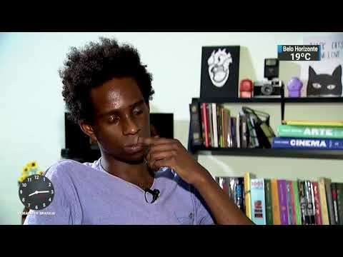 Imagens mostram que vigilantes permitiram que ator fosse agredido | SBT Brasil (20/11/17)