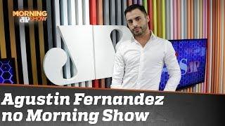 Drogas em balada gay, ativistas de araque, Bolsonaro: as ideias do maquiador Agustin Fernandez