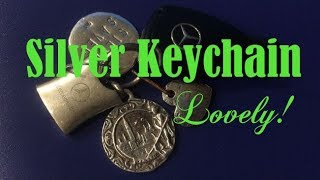 Venezia Keychain: A Gift from Silver Vessel