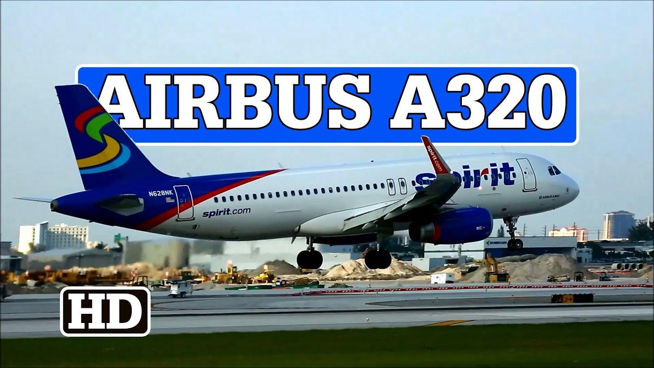 Spirit Airlines Airbus A320 Airbus A320-232   Spirit