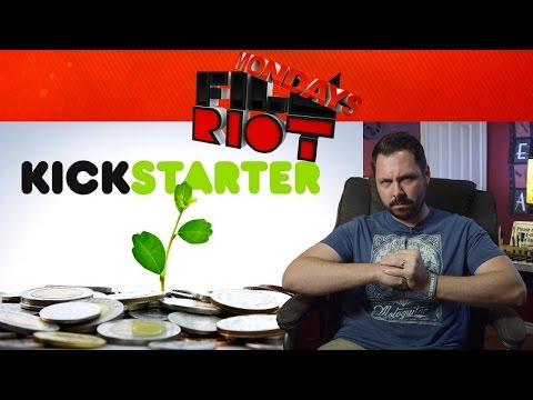 Mondays: Is Kickstarter Good or Bad & Taking Risks!