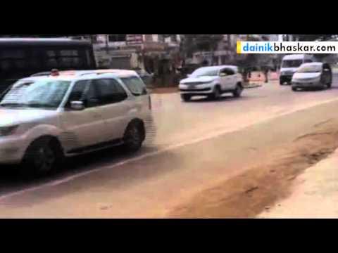 Vasundhara Raje's Convoy Hit 2 Men in Rajasthan