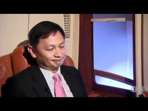 CNN exclusive: Singapore Airlines' CEO