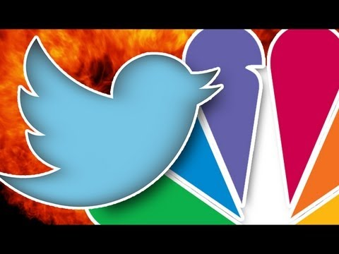 Olympic Journalist Banned From Twitter #NBCFail!