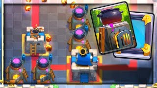 MIRROR FURNACE TROLL DECK - Clash Royale