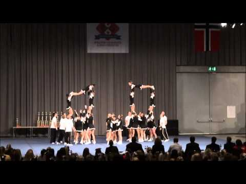 NM 2013 Cheerleading NRC Tigers Sr All Girl Elite