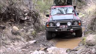 Avoca Return May 2015 4wd 4x4 offroad