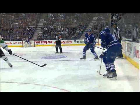 Dallas Stars at Toronto Maple Leafs - Game in Six - 12/05/2013