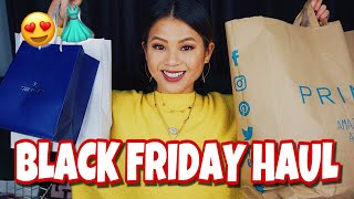 XXL BLACK FRIDAY Haul 2018 🔥⎢Meine FASHION Ausbeute - PRIMARK, Asos, Amazon, Fossil & Swarovski 👛