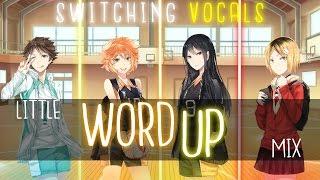 download lagu Nightcore ↬ Word Up Switching Vocals  Little Mix gratis