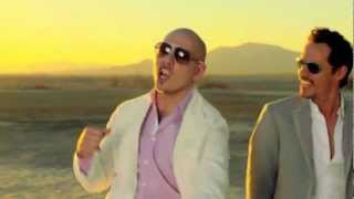 Pitbull   Rain Over Me ft  Marc Anthony
