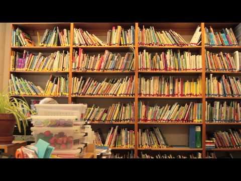 Inside Towson Presbyterian Preschool