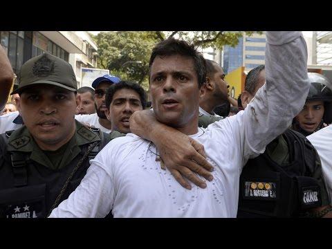 Venezuela: a 1 año de la encarcelación de Leopoldo López