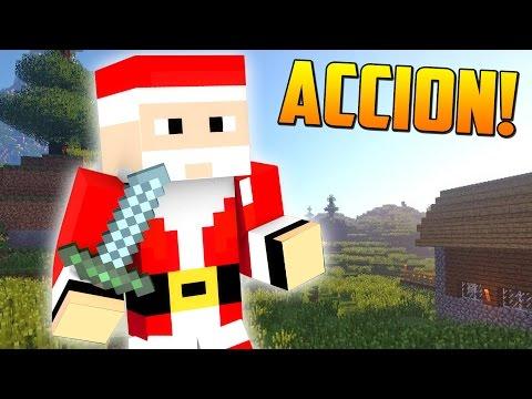 UN DIA DE MUCHA ACCIÓN - Los Juegos Del Hambre Minecraft (Hunger Games)
