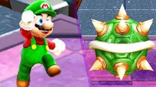 New Powerup in Super Mario Galaxy 2