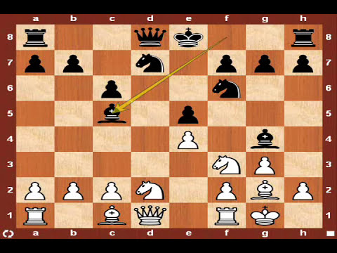 Chess Lesson: King's Indian Attack
