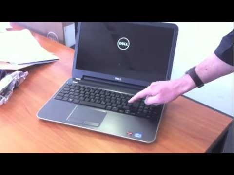 Dell Inspiron 15R Notebook (2013) | Unboxing | german | deutsch