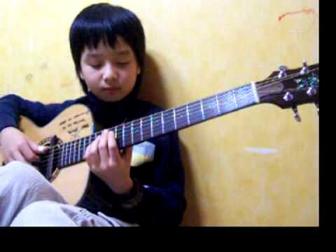 Sungha Jung - With Or Without You