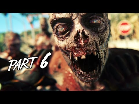 Dying Light Walkthrough Gameplay Part 6 - Mother's Day - Campaign Mission 6 (PS4 Xbox One)